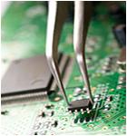 Mainboard und Leiterplatten Reparatur